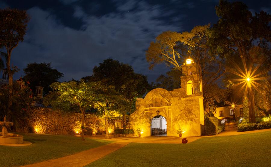 Capilla Hacienda Cocoyoc