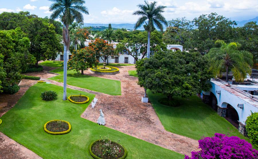 Explanada Hacienda Cocoyoc