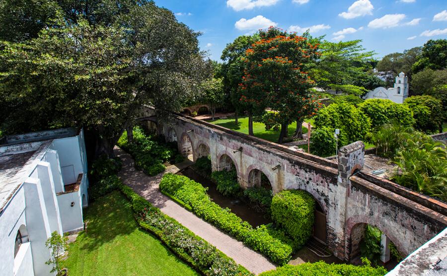 Acueducto Hacienda Cocoyoc