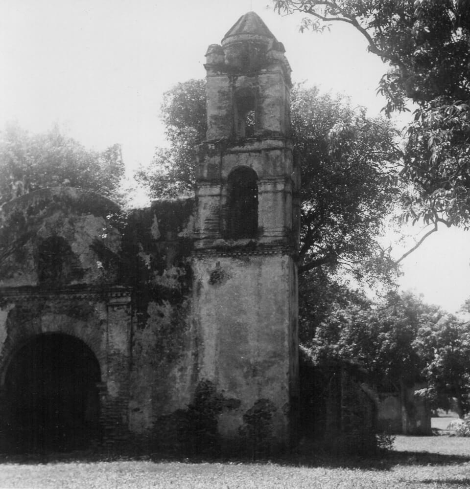 Hacienda Cocoyoc Chapel