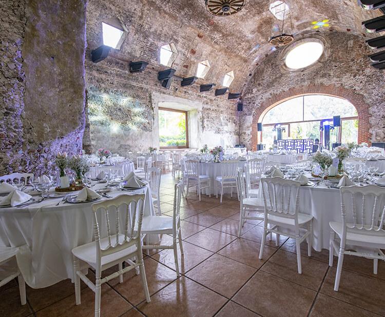 hacienda para bodas trapiche
