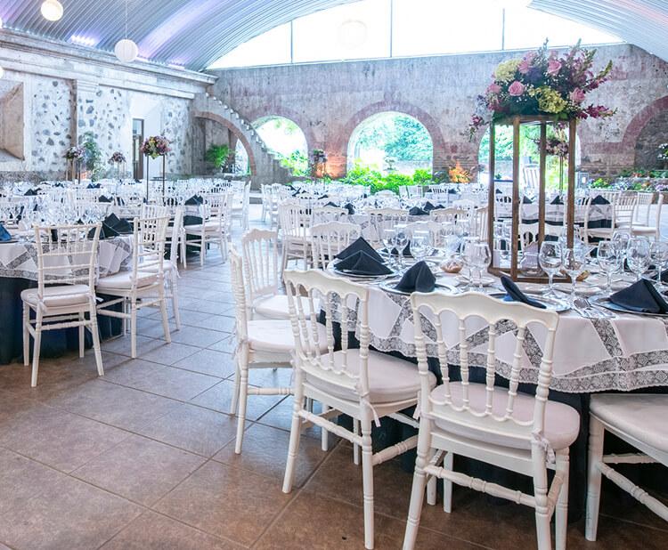 hacienda para bodas - SalonMonasterio