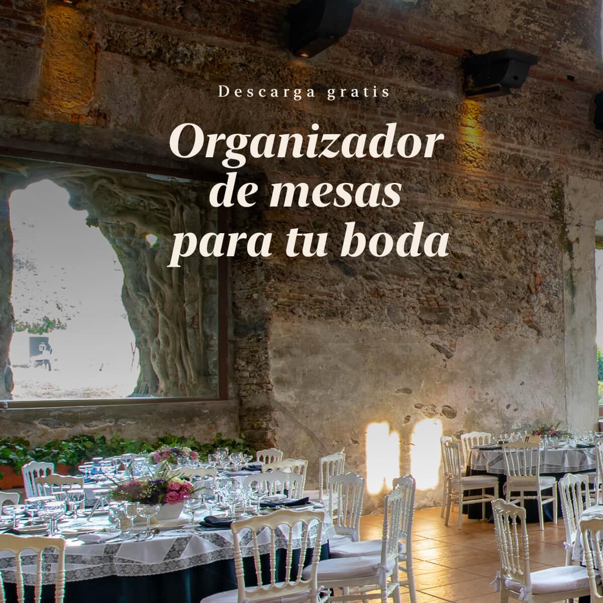Organizador de mesas